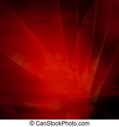 Red background.  - Red background.