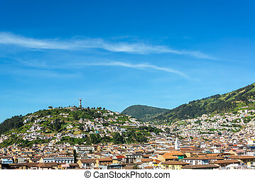 Quito, Ecuador View