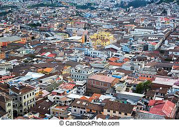 Historic Quito, Ecuador