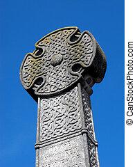 keltisch, Kreuz,