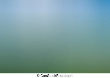 blurred background - Green-blue blurred background Blur...
