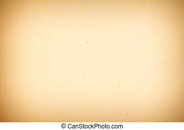 Vintage yellowed paper texture