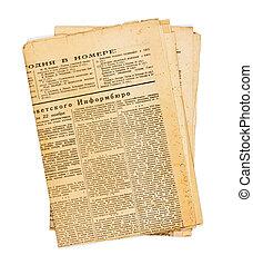 vendange, URSS, journal,