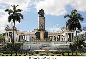 Monument to Jose Miguel Gomez - the Monument to Jose Miguel...