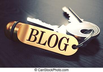 Blog written on Golden Keyring. - Keys and Golden Keyring...