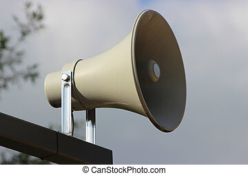 Emergency Alert System Siren - Outdoor Warning Siren System...