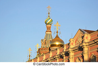 Church of the Savior on Spilled Blood - Church of the Savior...