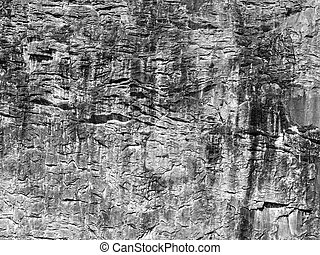 Limestone texture - Detailed view of limestone texture,...