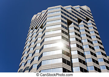 Skyscraper - Charlotte is the largest city in the state of...