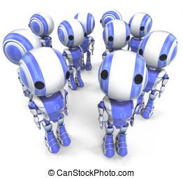 Blue Robot Group