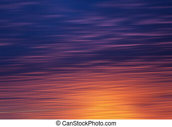 Natural blurred background - Defocused natural sky...