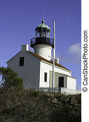 Cabrillo LightHouse - Historic light house