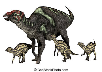 Maiasaurus Good Mother