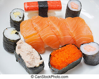 Japanese cuisine is the food—ingredients, preparation and...