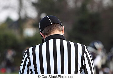american football official