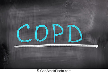 COPD Concept