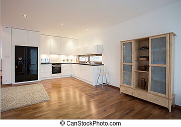New exclusive kitchen - Photo of new exclusive kitchen open...