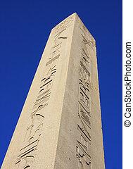 Obelisk in Sultanahmet, Istanbul-Turkey