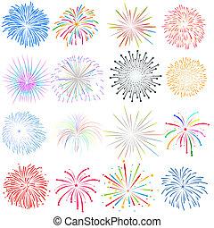 firework  Design Elements