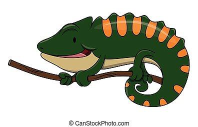 Climb Chameleon