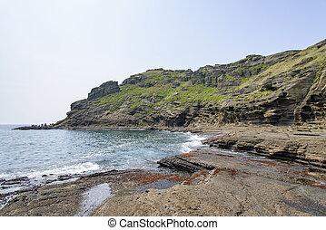 landscape of Yongmeori Coast - Yongmeori Coast(Dragon head...