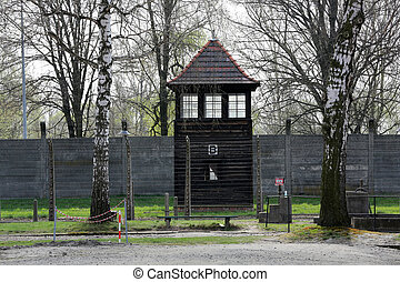 Auschwitz-Birkenau, German Nazi concentration and...