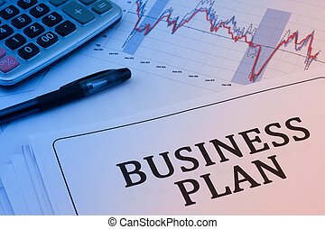 Business planning concept of sales -successful corporate...