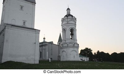 Church in Kolomenskoye - Beautiful white Church in...
