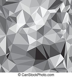 Polygonal pattern - Vector seamless polygonal pattern in...