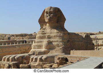The Pyramids and Sphinx of Egypt