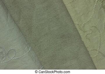 tejido, telas, lino