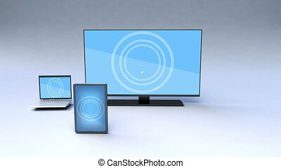 Smart share function with smart TV - Smart share function...