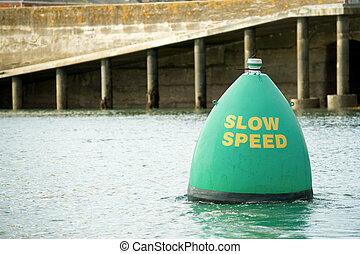 slow speed