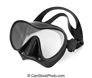 Mask for snorkeling and diving