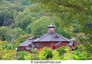 Central Guard Station in Meiji mura - Meiji-mura open air...