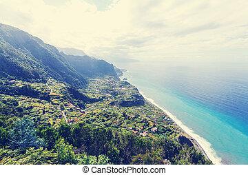 Madeira coast - Madeira