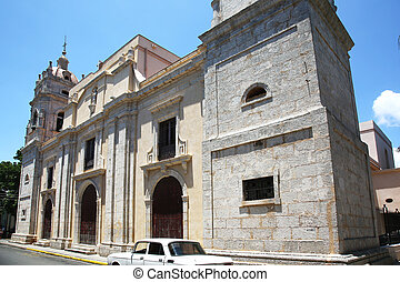 Cathedral Matanzas Cuba - Cathedral of San Carlos De...