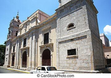 Cathedral Matanzas Cuba - Cathedral of San Carlos De...