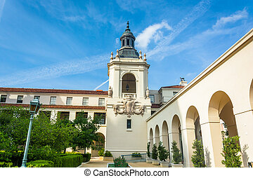 City Hall, in Pasadena, California