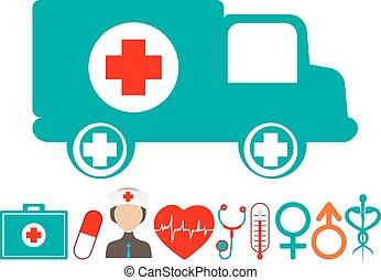 Atención sanitaria, y, Medicina,