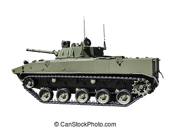 Russian airborne fighting vehicle