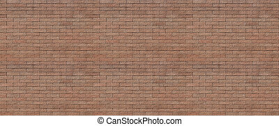 brick wall seamless clean texture