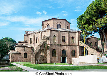 Basilica Of San Vitale, Ravenna, Italy - Picture of a...