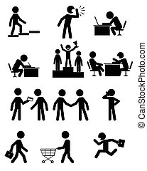 People in business