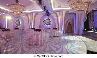 Wedding banquet hall - Beautiful room for ceremonies and...