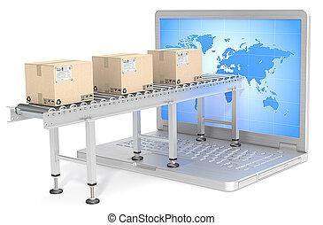 Global Distribution.