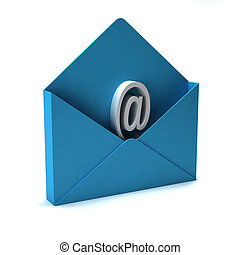 Contact us email logo