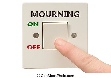 Dealing with Mourning, turn it off - Turning off Mourning...