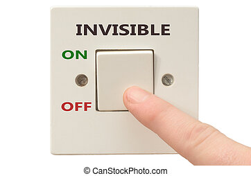 Dealing with Invisible, turn it off - Turning off Invisible...