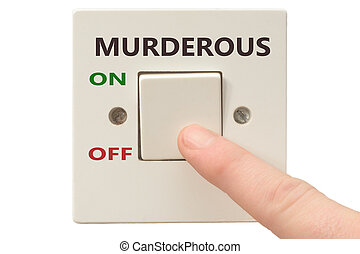 Anger management, switch off Murderous - Turning off...